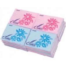 """Kami Shodji """"ELLEMOI"""" Бумажные двухслойные салфетки (платочки 10 х 2) 1 пачка Артикул:011113"""
